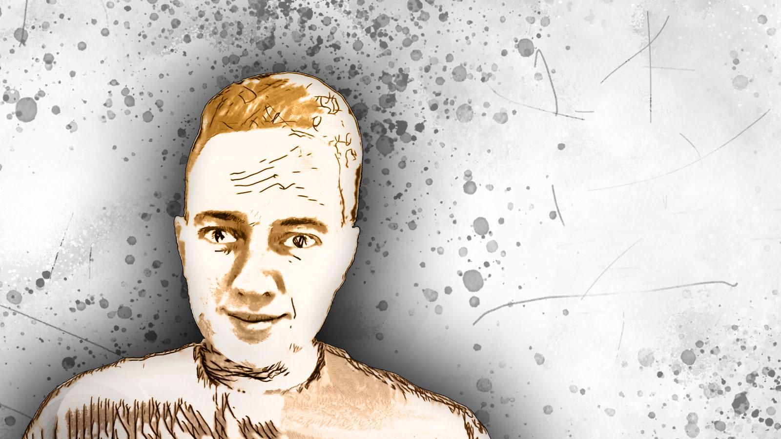 Sjovt profil billede af Kristian Østergaard Pedersen