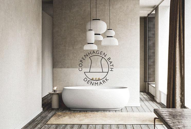 Copenhagen Bath Denmark logo og baggrundsbillede, linket til deres side.