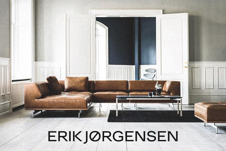 Erik Jørgensen logo og baggrundsbillede, linket til deres side.
