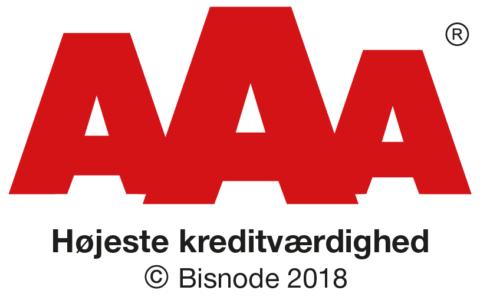 Dokumentation for AAA kreditværdighed - M2plus 2018