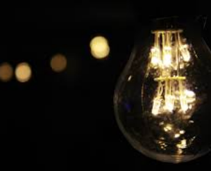 dimming light