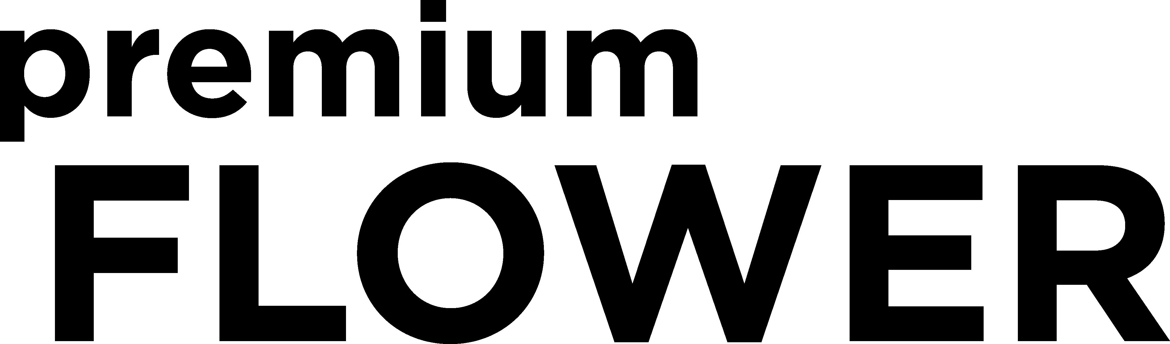 Premium Flower logo