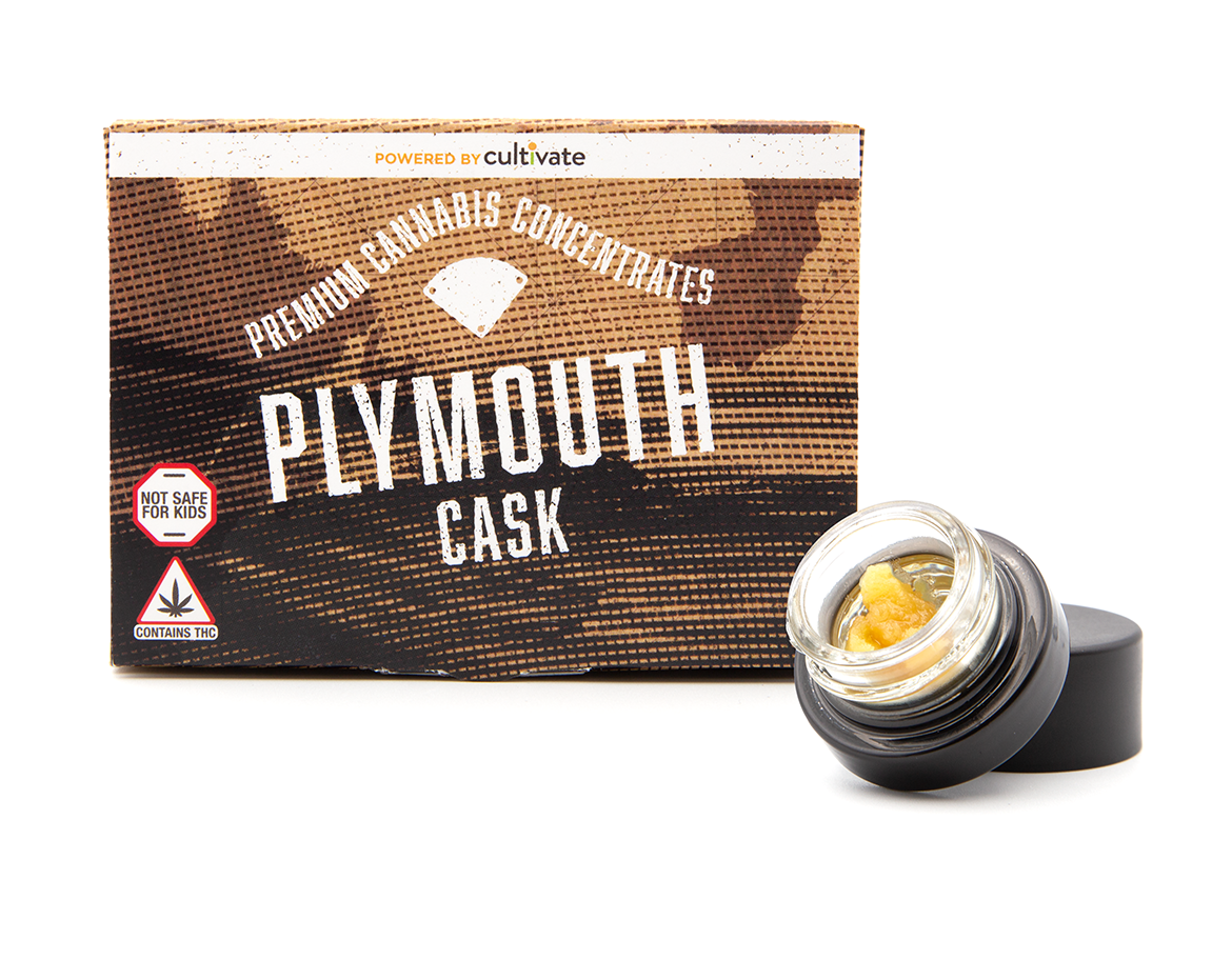 Plymouth Cask