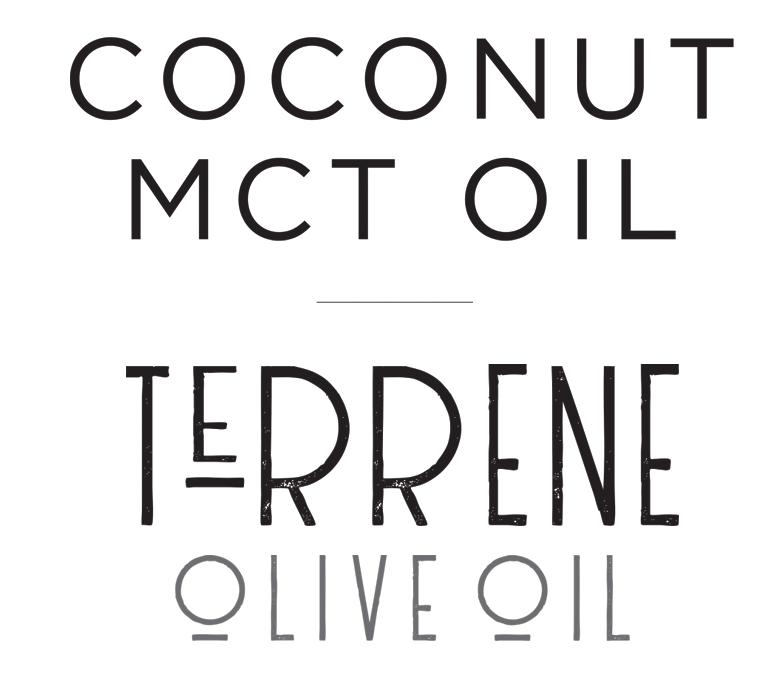 Coconut & Olive Oil logo