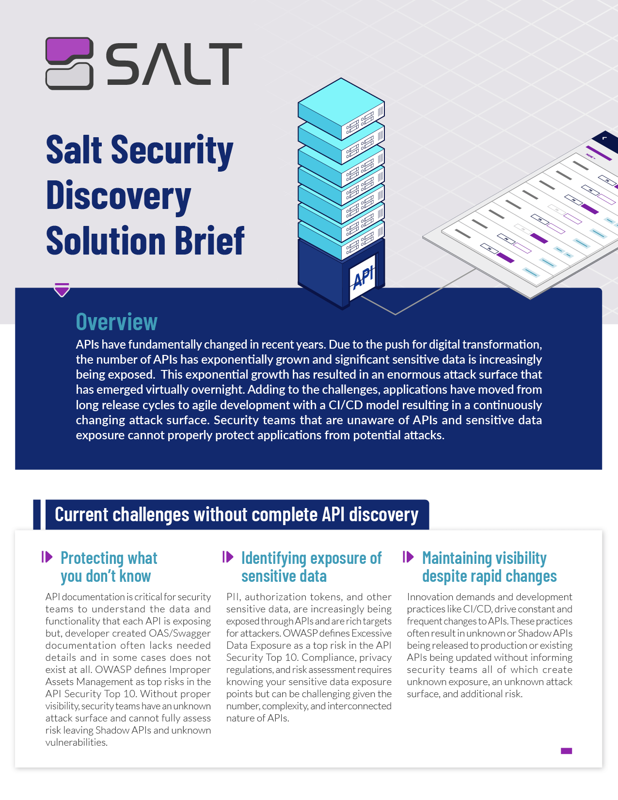 Discovery Solution Brief