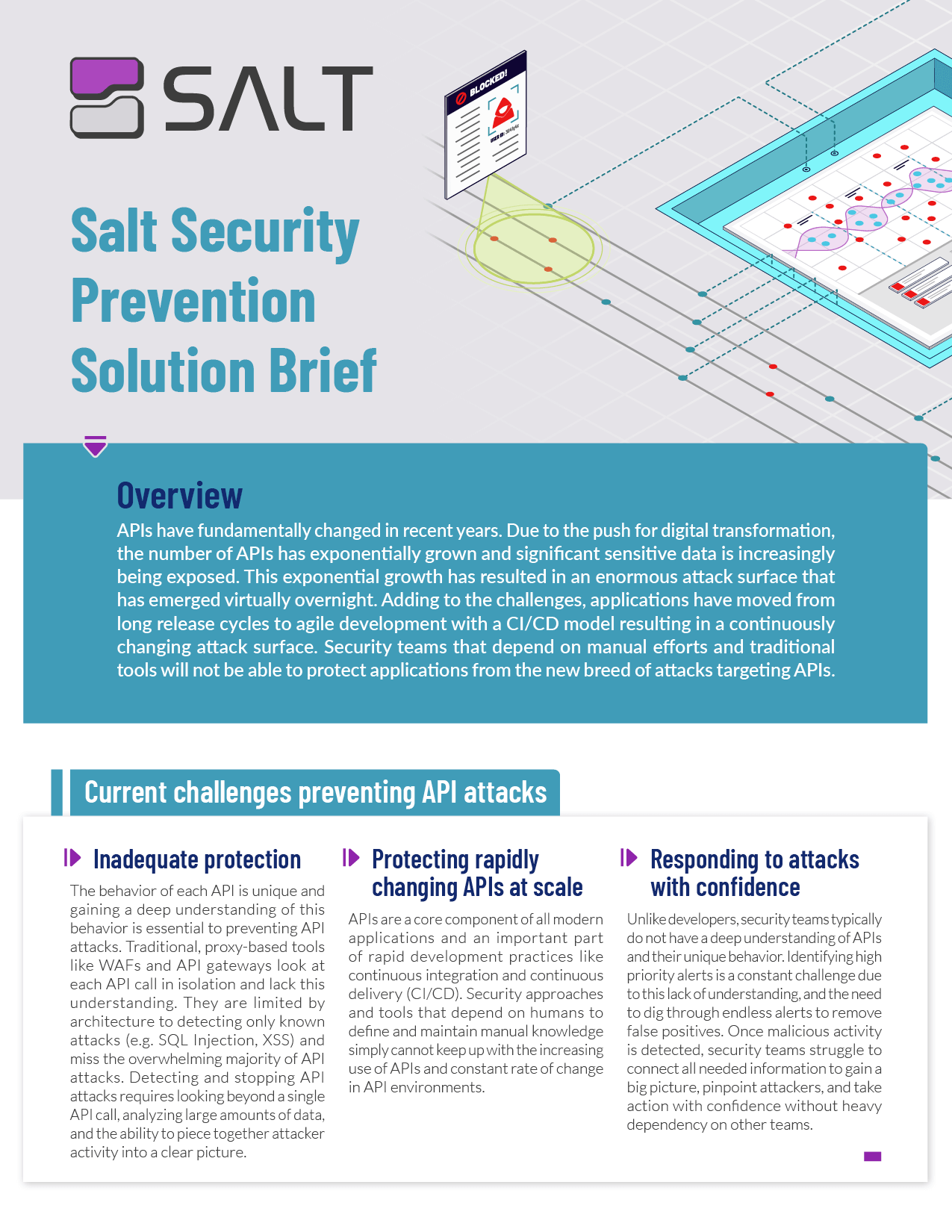 Prevention Solution Brief