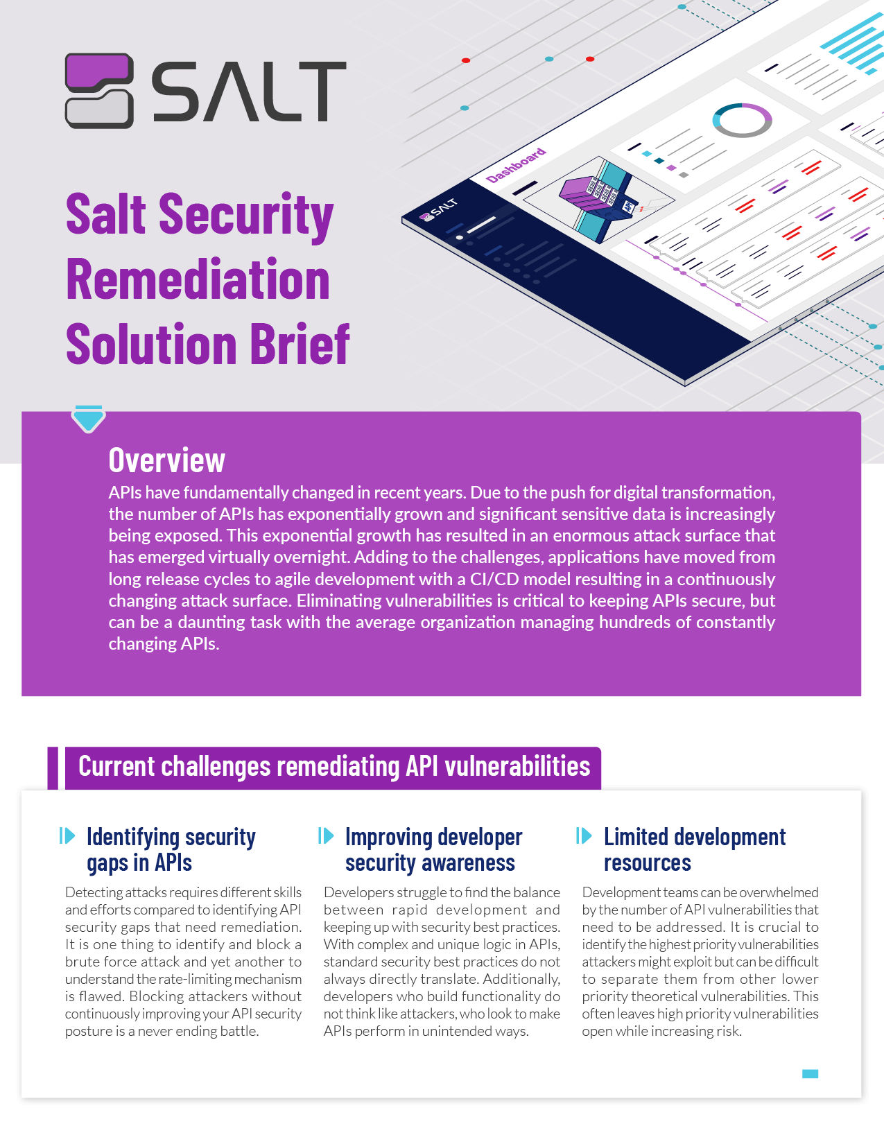 Remediation Solution Brief