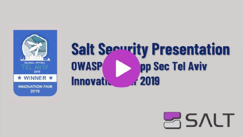 OWASP AppSec2019