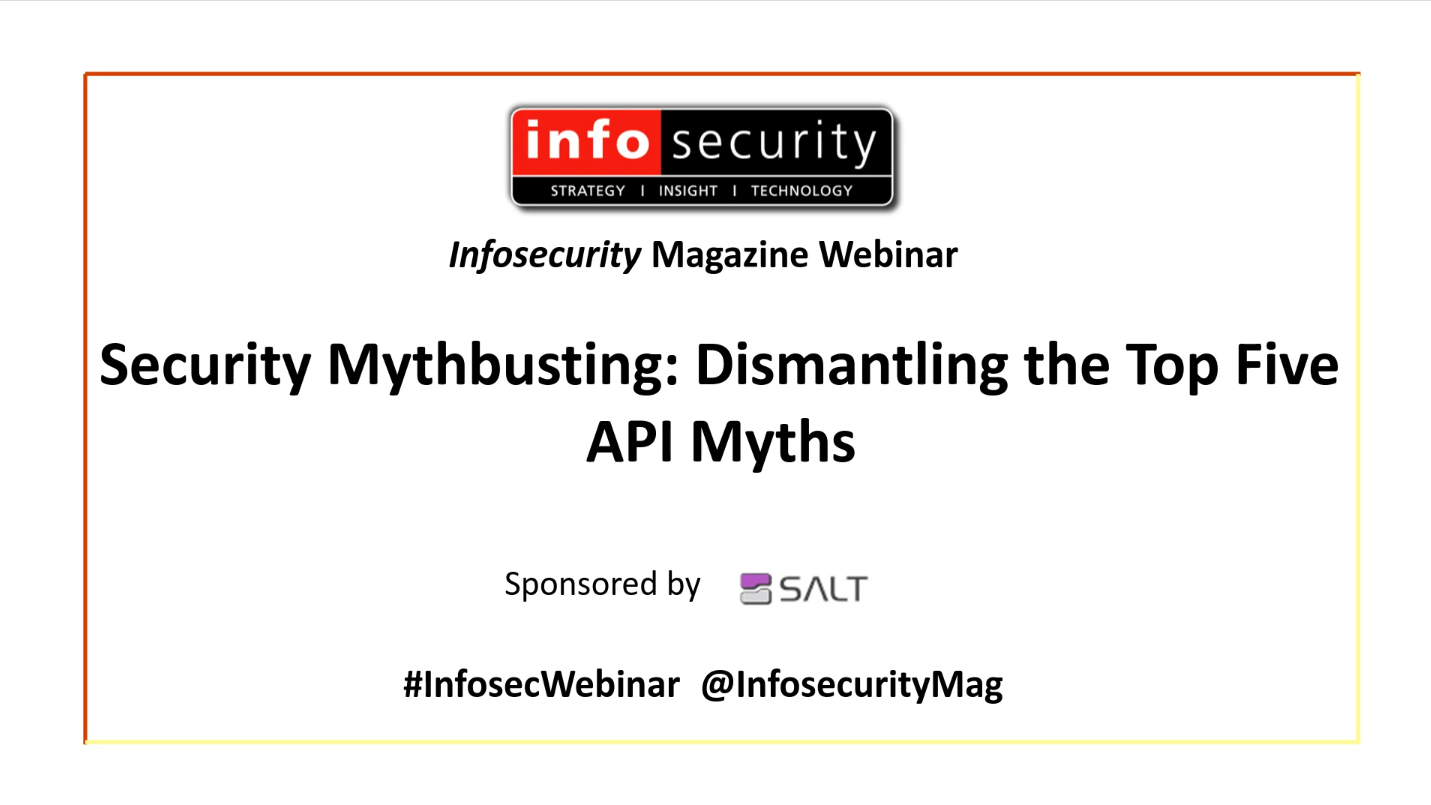 Security Mythbusting: Dismantling the Top 5 API Myths