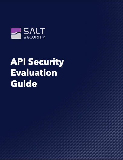 API Security Evaluation Guide
