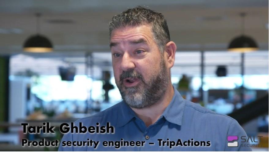 TripActions deploys Salt Security API Protection Platform