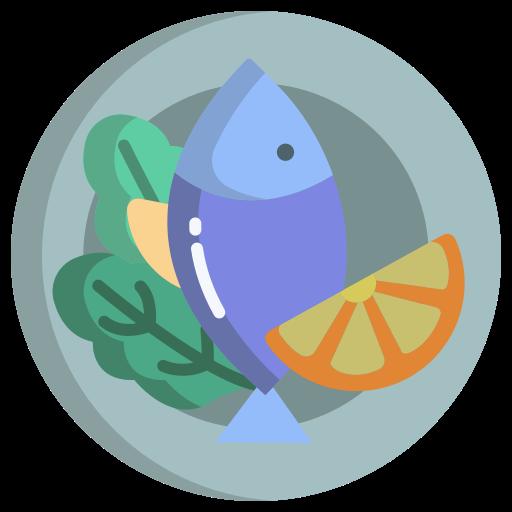 Mit Bio-Fisch