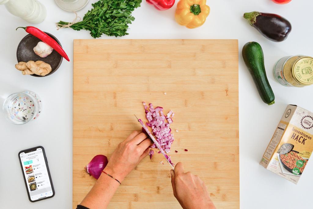 Koche natürliche & nachhaltige Bio-Rezepte dank übersichtlicher Rezeptkarten