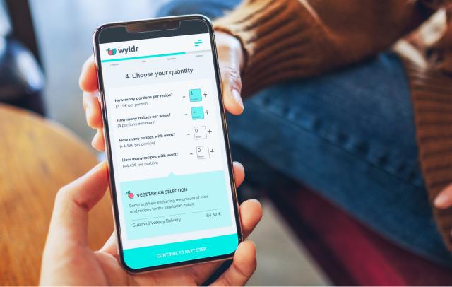 Verwalte Dein Abo jederzeit & flexibel über wyldr-App