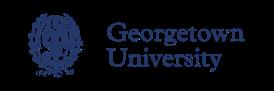 Logo Georgetown University