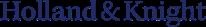 Logo Holland & Knight