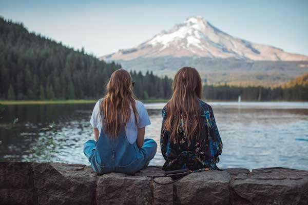 Two friends, Ellie and Allie, were raised in religious homes where they learned the importance of waiting until marriage to have sex. Which path would you choose for your child?
