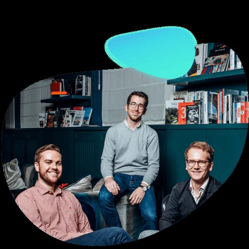 Die 3 RightNow Gründer
