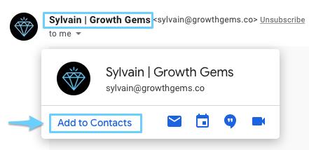 Whitelist Growth Gems