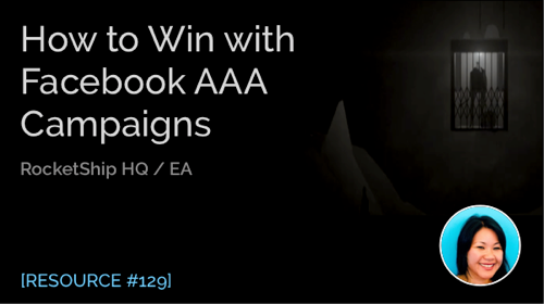 How to Win with Facebook AAA (Automated App Ads) Campaigns