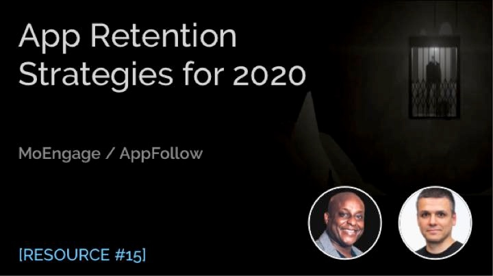 App Retention Strategies for 2020