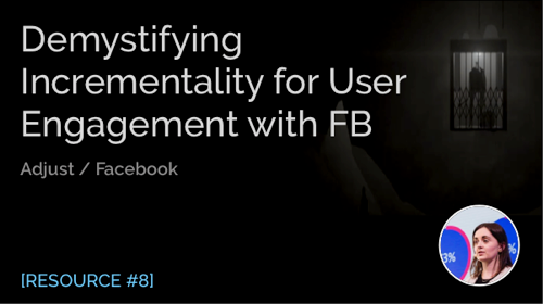 Demystifying Incrementality for User Engagement with Facebook