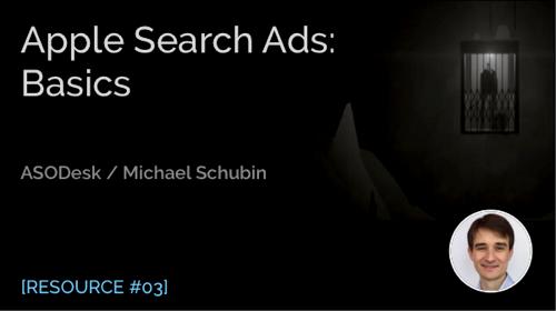 Apple Search Ads: Basics