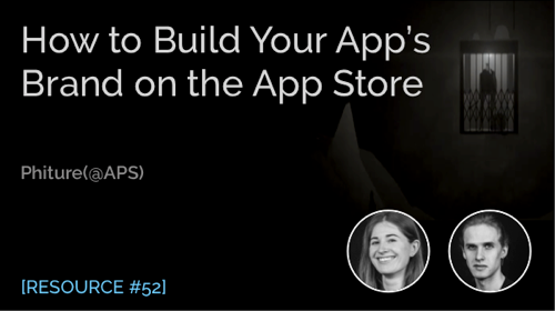 How to Build Your App's Brand on the App Store