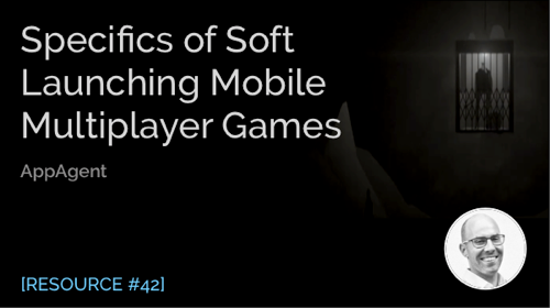 Specifics of Soft Launching Mobile Multiplayer Games