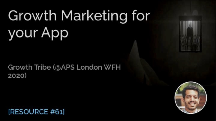 Growth Marketing for Your App
