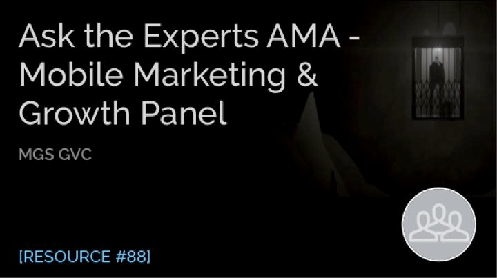 Ask the Experts AMA