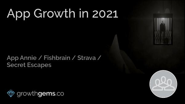 App Growth in 2021