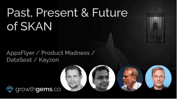 Past, Present & Future of SKAN