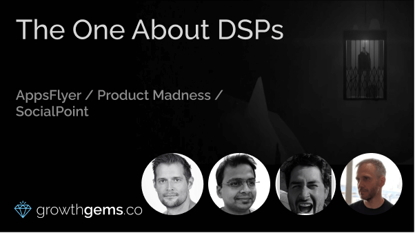 The one about DSPs