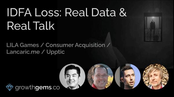 IDFA Loss: Real Data & Real Talk