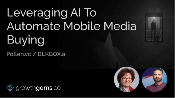 Leveraging AI To Automate Mobile Media Buying