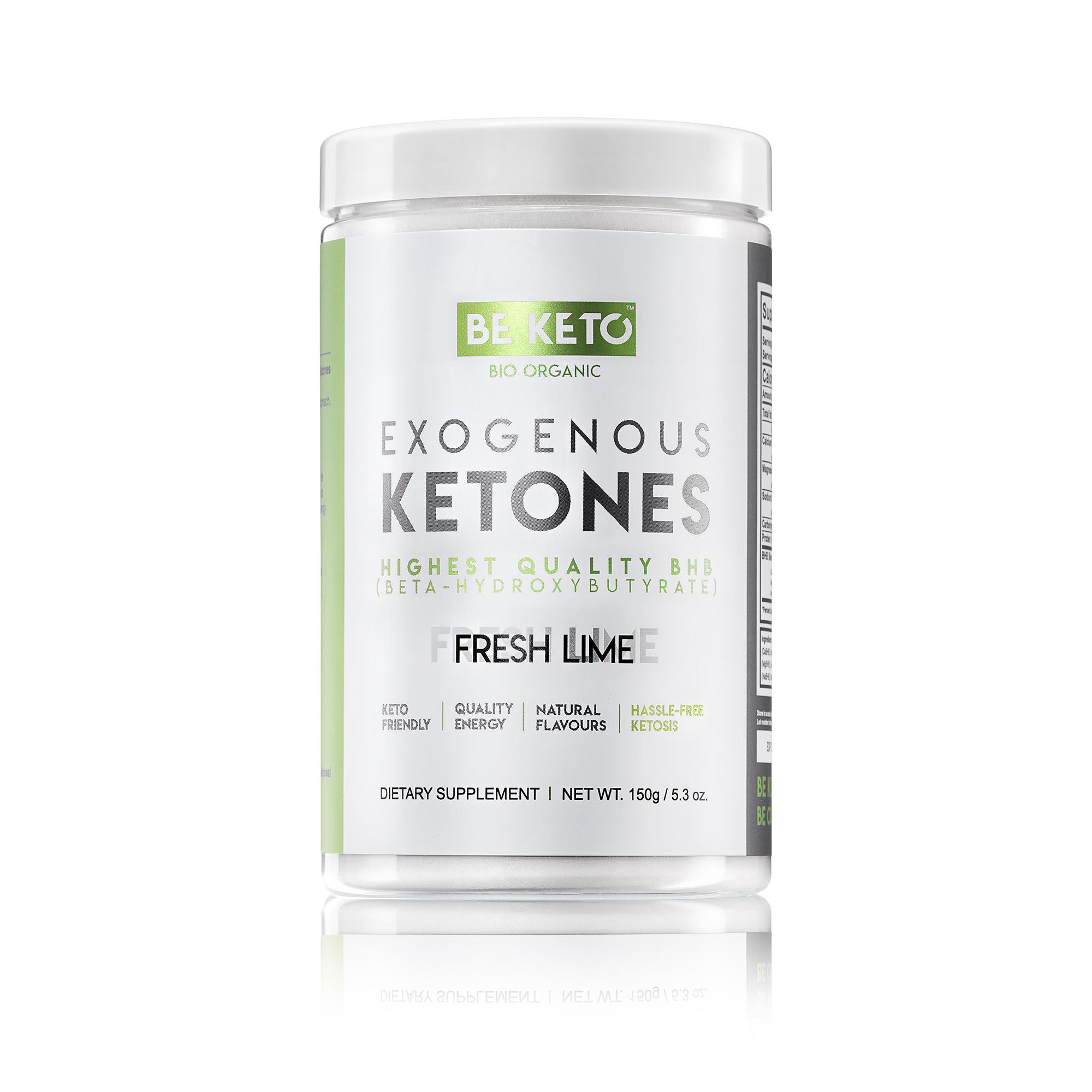 Exogenous Ketones - Fresh Lime