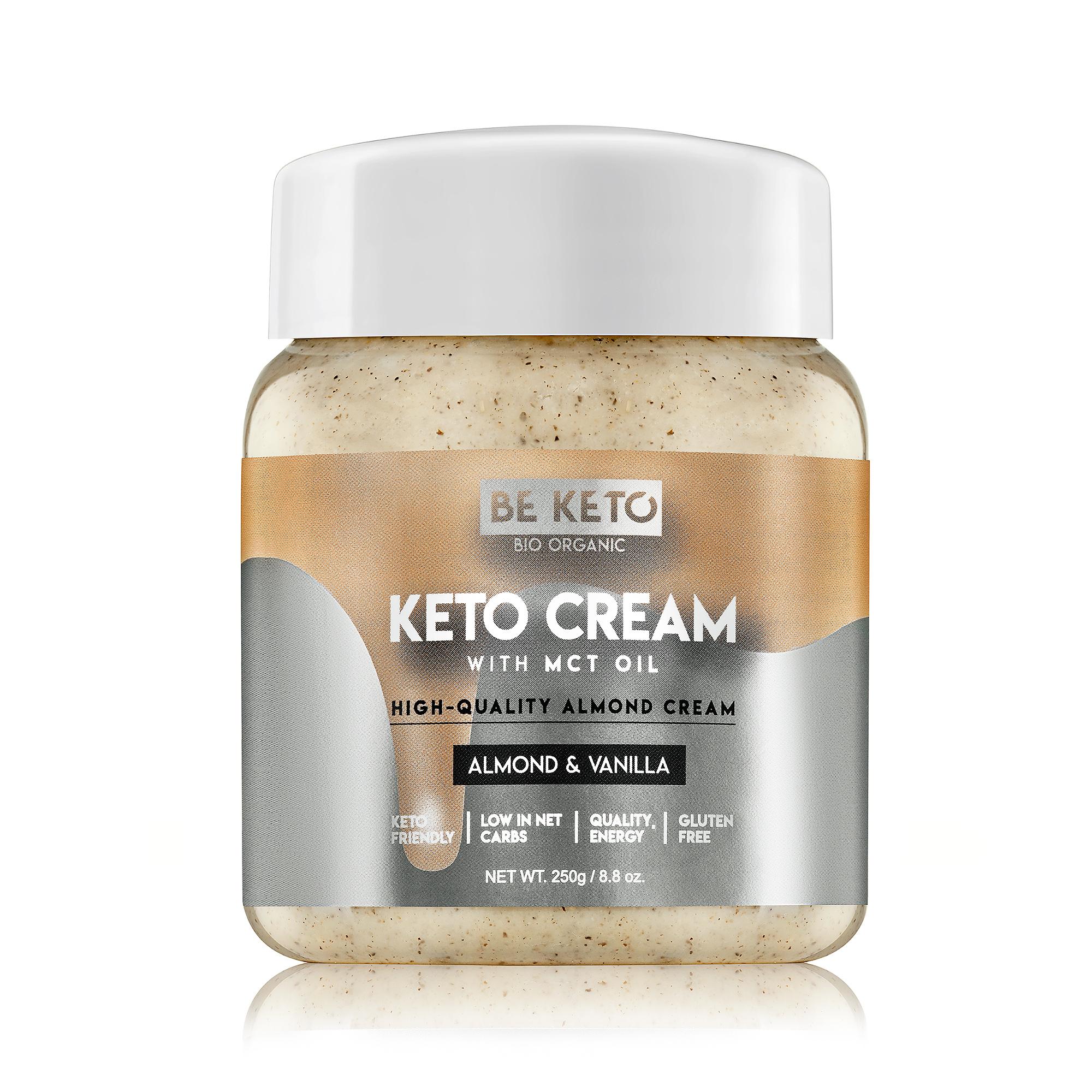 Keto Cream - Almond & Vanilla