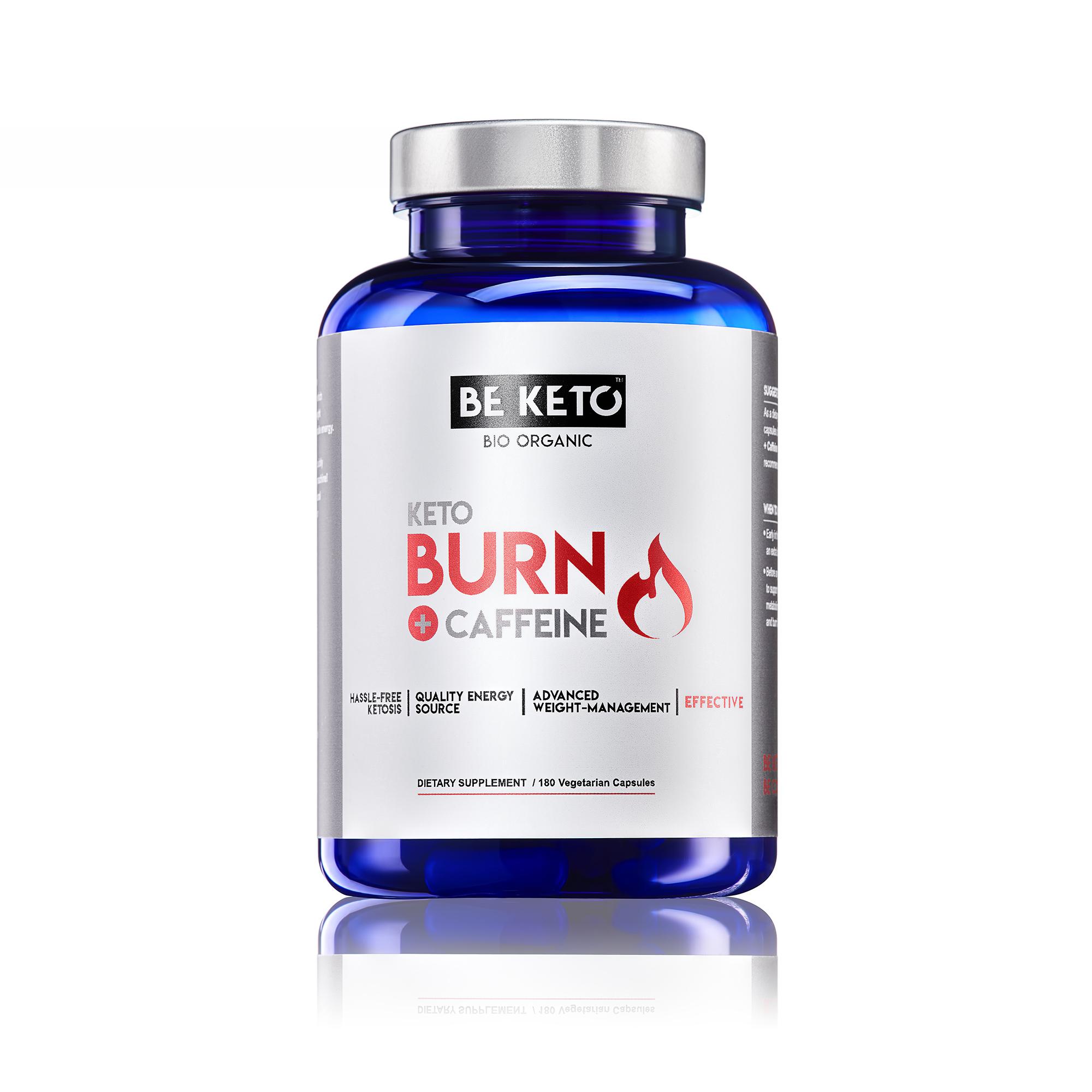 Keto Burn + Caffeine