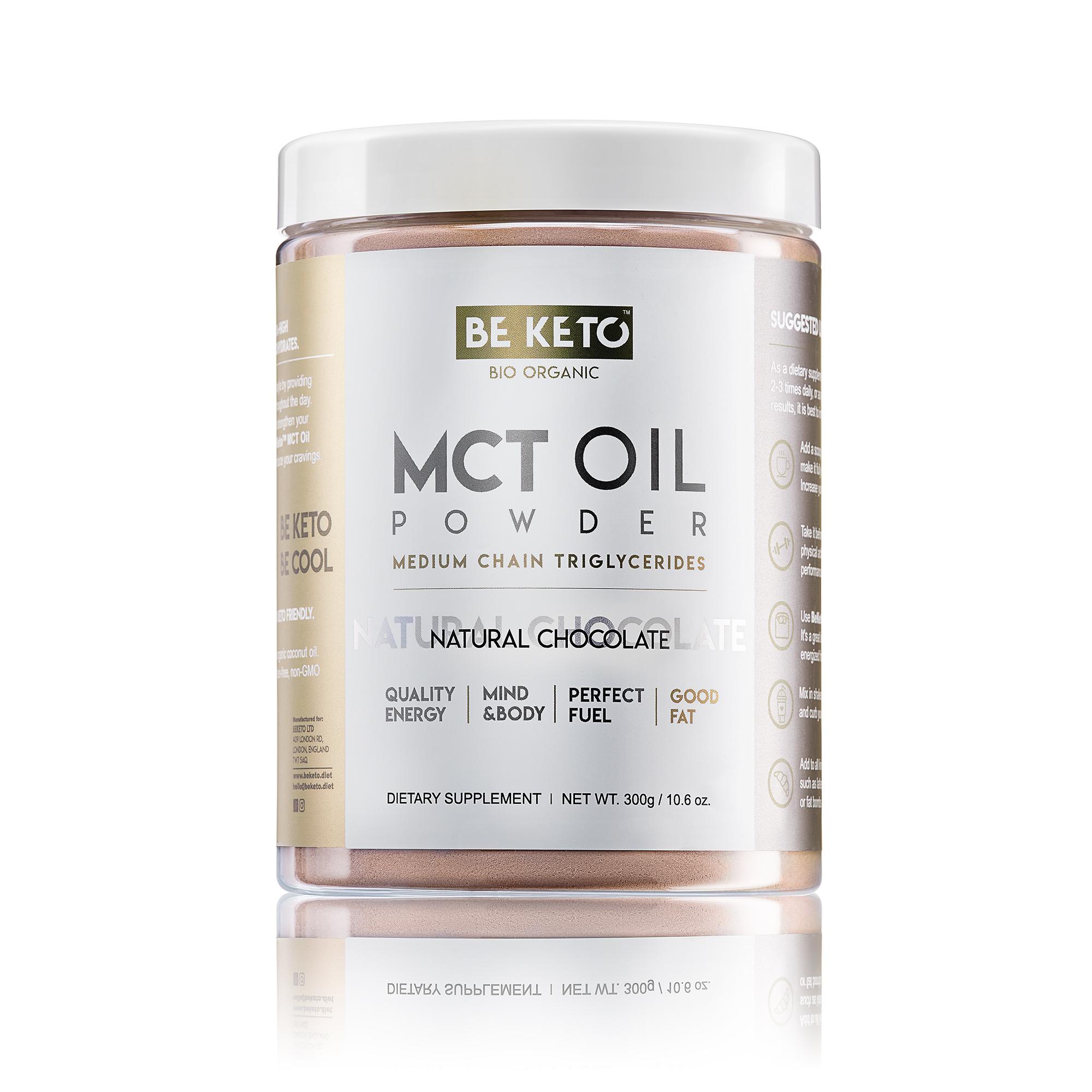 MCT Oil Powder - Natural Chocolate