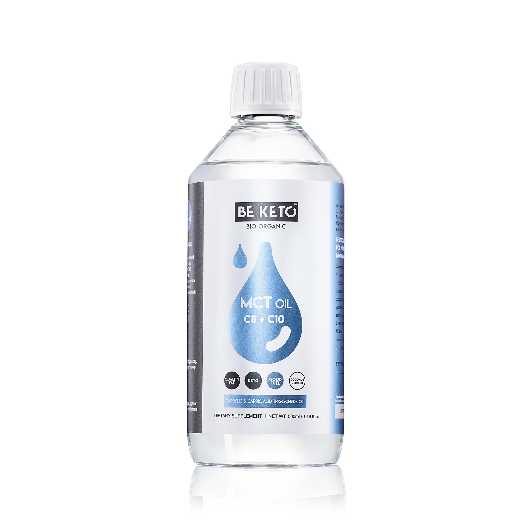 MCT Oil C8 + C10 - 500ML