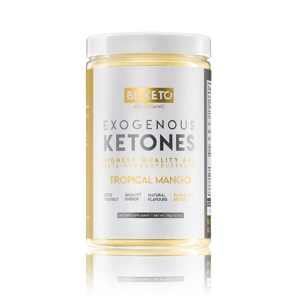 Exogenous Ketones - Tropical Mango