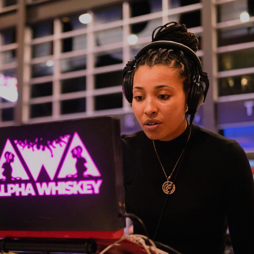 DJ Alpha Whiskey