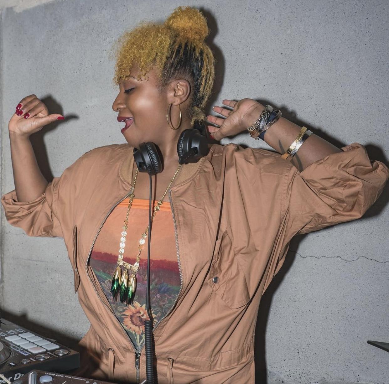 DJ Brina Payne