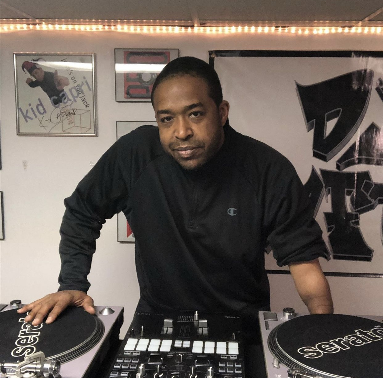 DJ Lefty