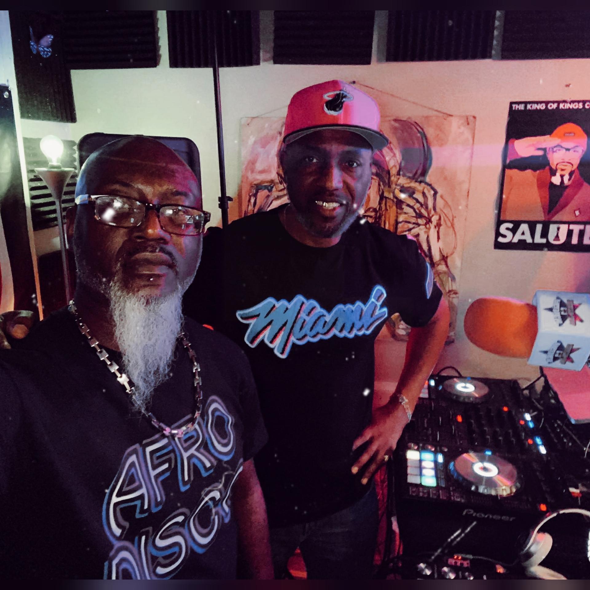 DJ Hard Hittin Harry & DJ SuperJB
