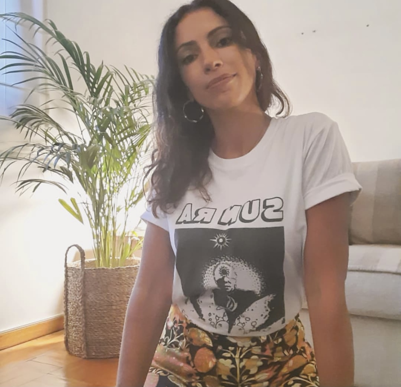 DJ Helena Guedes