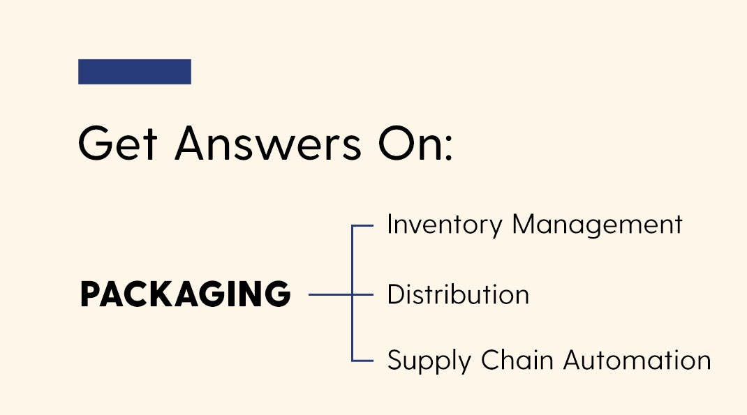 Automated Packaging Procurement Questions