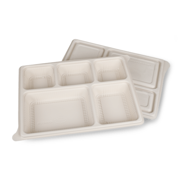 Bioegradable Meal Trays