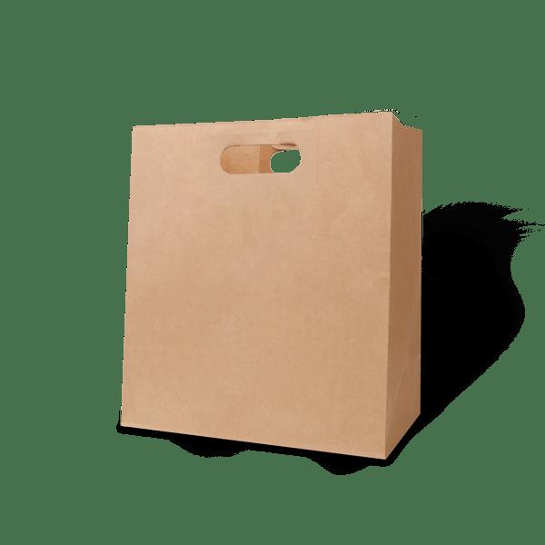 D-Cut Paper Bag